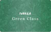 IVANKAグリーンクラス